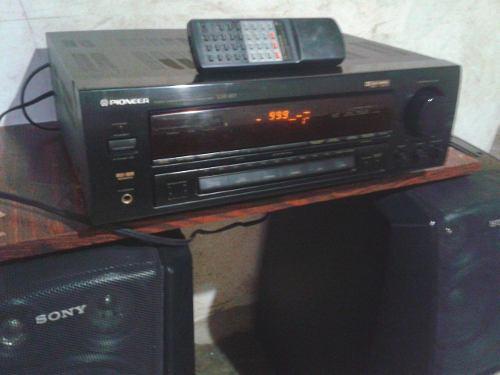 Amplificador pioneer vsx-453 oferta,lea descripcion.!