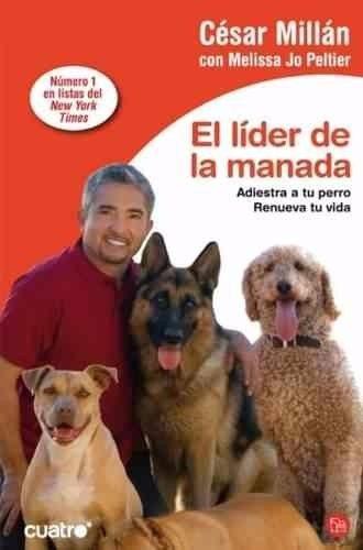 Libros de adiestramiento canino cesar millan 3pack + regalo