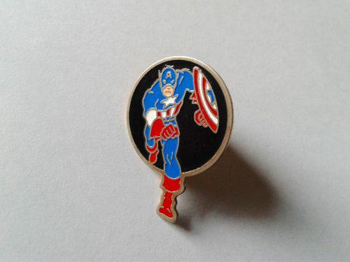 Pin capitán américa