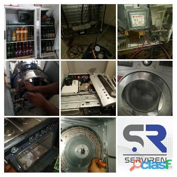 Servicios tecnico en electrodometicos y linia blacas