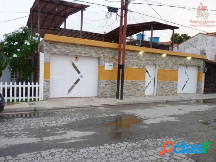 Casa urb. villa el rosal- turmero zpe 19-13502