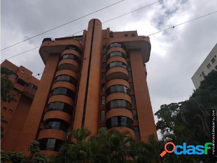 Apartamento en venta los chorros fr2 mls18-8649