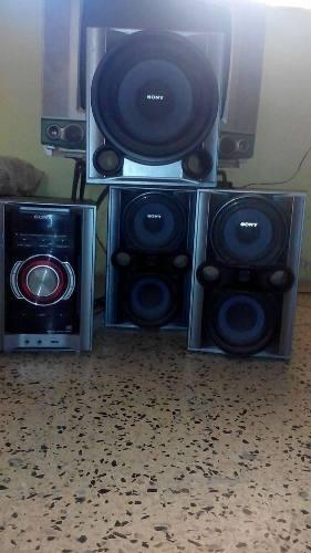 Equipo de sonido sony mini hi fi component system mch ec78p