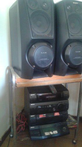 Equipo de sonido sony modelo hcd xb6