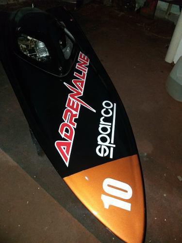 Lancha rc motor gasolina 26cc