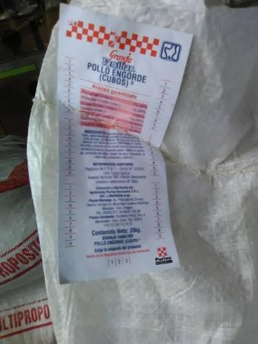 Ventas de alimentos para animales. a buen precio