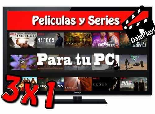 Películas digitales y series de netflix latino full hd