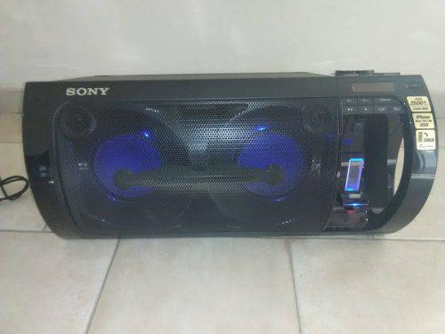 Sistema de audio para el hogar de alta potencia.