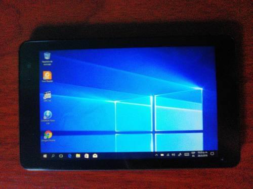 Tablet dell venue 8 pro 32 gb windows 10 con accesorios