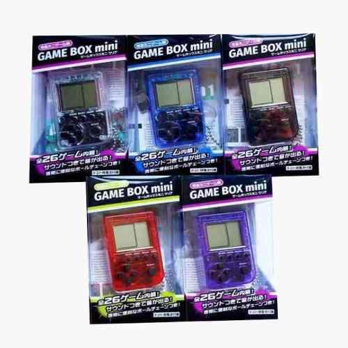 Game box mini consola juegos 26en1