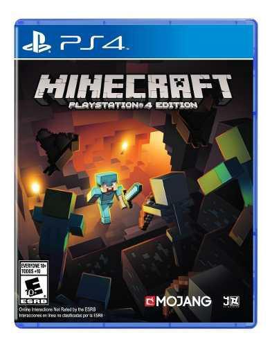 Juegos ps4 minecraft (nuevo) somos tienda 40 tr