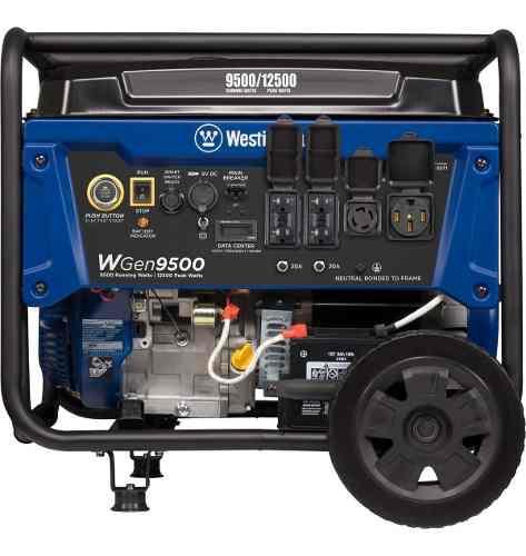 Planta eléctrica generador westinghouse wgen9500 watts