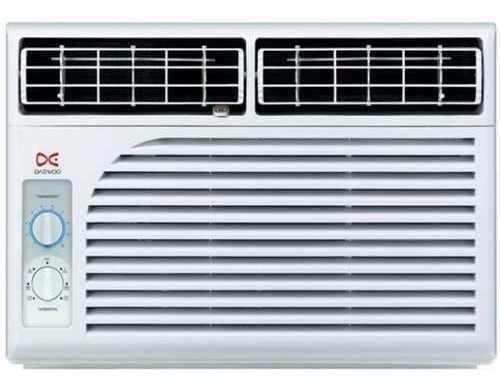 Aire acondicionado de 5000mil btu daewoo de ventana de 110v