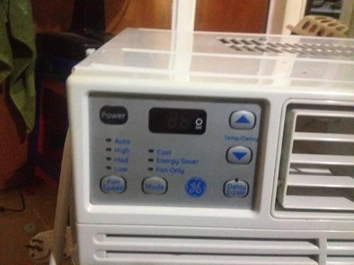 Aire acondicionado de ventana 15000 btu y 5000 btu