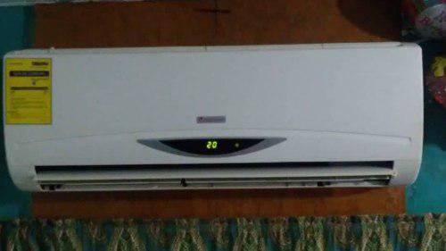 Aire acondicionado electrosonic 12000btu tipo split 220v