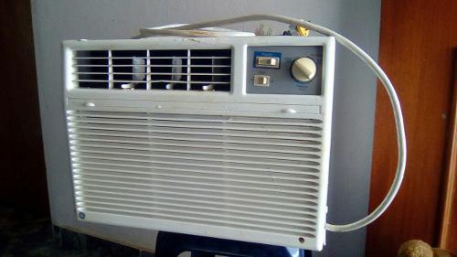Aire acondicionado general electric de 8mil btu 110v