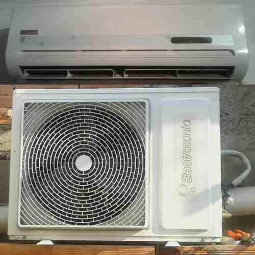 Aire acondicionado split 12000btu (compresor malo)