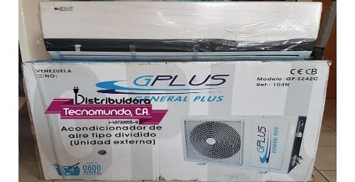 Aire acondicionado split 24000 btu gplus