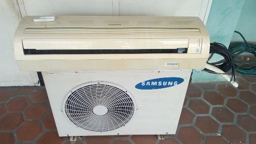 Aire acondicionado tipo consola 24000 btu marca samsung