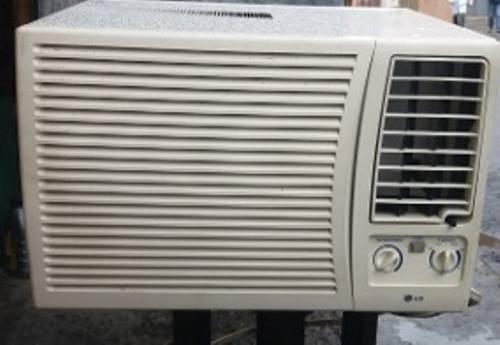 Aire acondicionado ventana 24 y 18 btu compresor dañado