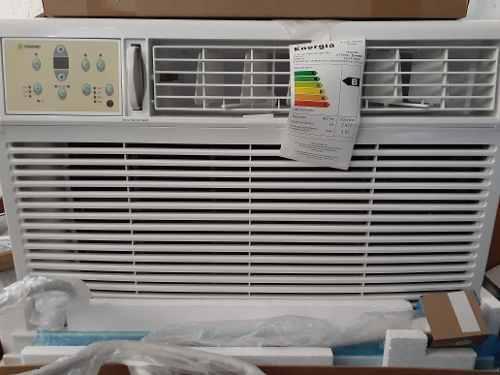 Aire acondicionado ventana 24000btu digital con control remo