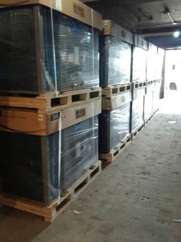 Aire compacto y split gabinete 15 toneladas midea zubzero