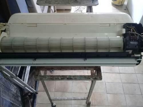 Consola aire acondicionado split 12.000 btu lg turbina motor