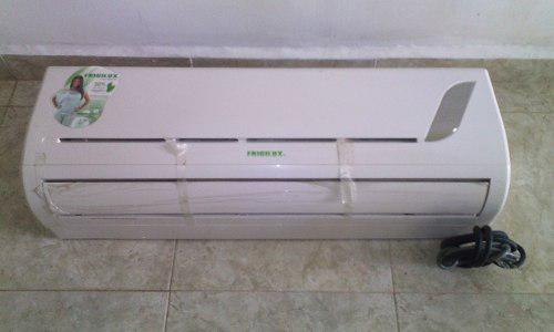 Consola de aire acondicionado split frigilux 18000 btu