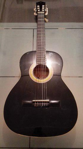 Guitarra acústica palmer con estuche (excelente estado)
