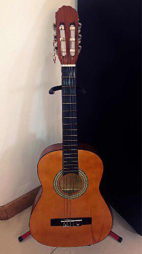 Guitarra acústica para niños usada pero como nueva 50