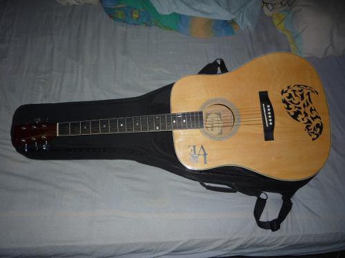 Guitarra acustica fretmaster