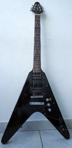 Guitarra electrica fretmaster flying k series *usada*