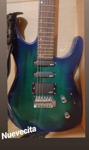 Guitarra electrica palmer totalmente nuevo a estrenar