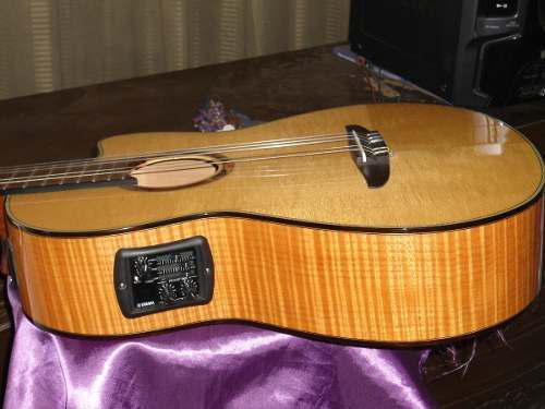 Guitarra electroacústica yamaha ncx900 fm