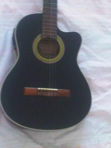 Guitarra electroacustica palmer