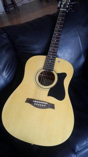 Guitarra folk ibanez como nueva