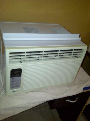 Negociables aire acondicionado de ventana lg 8000 btu