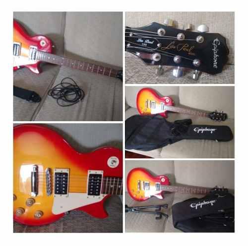 Ofertazo guitarra eléctrica epiphone les paul