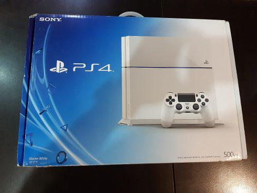 Playstation 4 500gb nuevo venta o cambio / tienda fisica c.c
