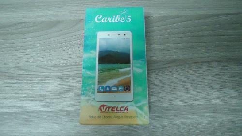 Telefono android zte caribe 5