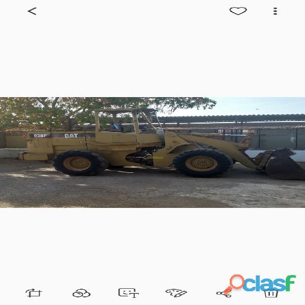 Caterpillar payloder cat 928 f cargador frontal