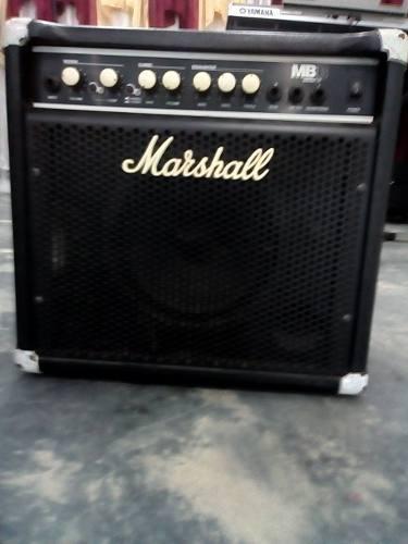 Amplificador p/ bajo marshall mbb15 magníficas condiciones