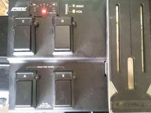 Line 6 fbv express foot controller
