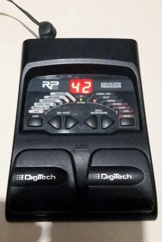 Pedalera de guitarra digitech rp55 (leer descripcion)