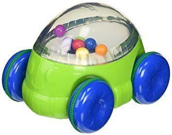 Carrito sassy de juguete para bebes sonajero