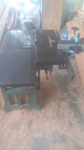 Máquina de carpintería múltiple 5 funciones