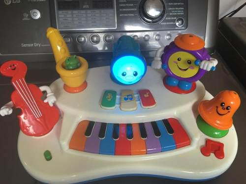 Piano juguete bebes fisher price