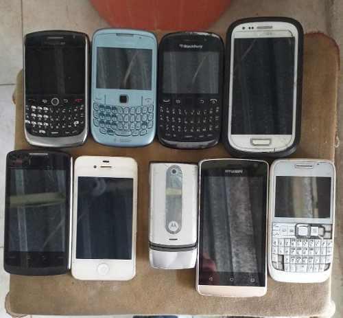 Teléfonos para repuestos varias marcas