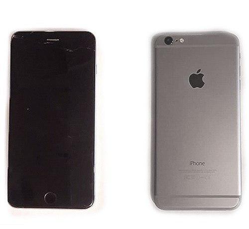 Iphone 6 plus para repuesto (space gray)