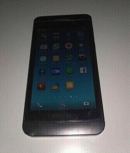 Blackberry z10 liberado (leer descripción) 50 vrds
